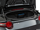 2019 Mazda MX-5 Miata Club, trunk open.