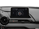2019 Mazda MX-5 Miata Club, closeup of radio head unit