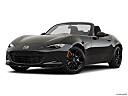 2019 Mazda MX-5 Miata Club, front angle medium view.