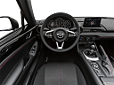 2019 Mazda MX-5 Miata Club, steering wheel/center console.