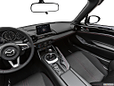 2019 Mazda MX-5 Miata Club, center console/passenger side.