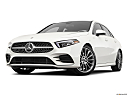 2019 Mercedes-Benz A-Class A220, front angle view, low wide perspective.