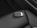 2019 Mercedes-Benz A-Class A220, key fob on driver's seat.
