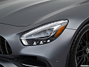 2019 Mercedes-Benz AMG GT S, drivers side headlight.