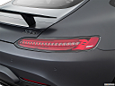 2019 Mercedes-Benz AMG GT S, passenger side taillight.