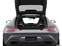 2019 Mercedes-Benz AMG GT S, trunk open.