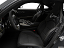 2019 Mercedes-Benz AMG GT S, front seats from drivers side.