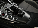 2019 Mercedes-Benz AMG GT S, gear shifter/center console.