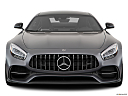 2019 Mercedes-Benz AMG GT S, low/wide front.