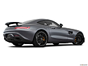 2019 Mercedes-Benz AMG GT S, low/wide rear 5/8.
