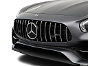 2019 Mercedes-Benz AMG GT S, close up of grill.
