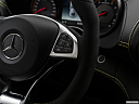 2019 Mercedes-Benz AMG GT S, steering wheel controls (right side)