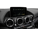2019 Mercedes-Benz AMG GT, driver position view of navigation system.