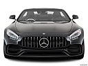 2019 Mercedes-Benz AMG GT, low/wide front.
