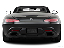 2019 Mercedes-Benz AMG GT, low/wide rear.