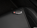 2019 Mercedes-Benz AMG GT, key fob on driver's seat.