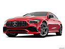 2019 Mercedes-Benz AMG GT AMG GT 53, front angle view, low wide perspective.