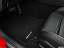 2019 Mercedes-Benz AMG GT AMG GT 53, driver's floor mat and pedals. mid-seat level from outside looking in.