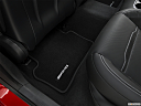 2019 Mercedes-Benz AMG GT AMG GT 53, rear driver's side floor mat. mid-seat level from outside looking in.