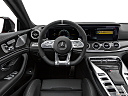 2019 Mercedes-Benz AMG GT AMG GT 53, steering wheel/center console.