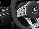 2019 Mercedes-Benz AMG GT AMG GT 53, steering wheel controls (left side)