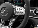 2019 Mercedes-Benz AMG GT AMG GT 53, steering wheel controls (right side)