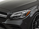 2019 Mercedes-Benz C-Class AMG C 43, drivers side headlight.