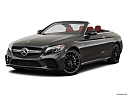 2019 Mercedes-Benz C-Class AMG C 43, front angle medium view.
