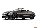 2019 Mercedes-Benz C-Class AMG C 43, low/wide front 5/8.