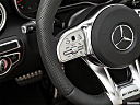 2019 Mercedes-Benz C-Class AMG C 43, steering wheel controls (left side)
