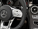 2019 Mercedes-Benz C-Class AMG C 43, steering wheel controls (right side)