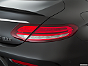 2019 Mercedes-Benz C-Class AMG C63 S, passenger side taillight.