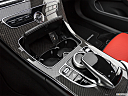 2019 Mercedes-Benz C-Class AMG C63 S, cup holders.