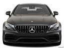 2019 Mercedes-Benz C-Class AMG C63 S, low/wide front.