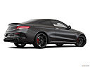 2019 Mercedes-Benz C-Class AMG C63 S, low/wide rear 5/8.