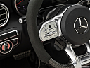2019 Mercedes-Benz C-Class AMG C63 S, steering wheel controls (left side)