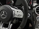 2019 Mercedes-Benz C-Class AMG C63 S, steering wheel controls (right side)