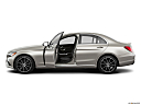 2019 Mercedes-Benz C-Class C300, driver's side profile with drivers side door open.