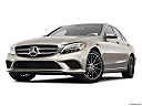 2019 Mercedes-Benz C-Class C300, front angle view, low wide perspective.