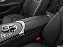 2019 Mercedes-Benz C-Class C300, front center console with closed lid, from driver's side looking down