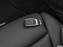 2019 Mercedes-Benz C-Class C300, key fob on driver's seat.