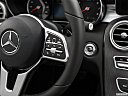 2019 Mercedes-Benz C-Class C300, steering wheel controls (right side)