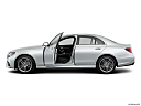 2019 Mercedes-Benz E-Class E450 4MATIC, driver's side profile with drivers side door open.