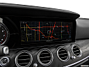 2019 Mercedes-Benz E-Class E450 4MATIC, driver position view of navigation system.
