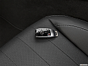 2019 Mercedes-Benz E-Class E450 4MATIC, key fob on driver's seat.