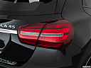 2019 Mercedes-Benz GLA-Class AMG GLA 45, passenger side taillight.
