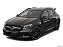 2019 Mercedes-Benz GLA-Class AMG GLA 45, front angle view.