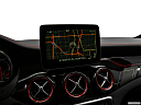 2019 Mercedes-Benz GLA-Class AMG GLA 45, driver position view of navigation system.