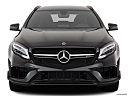 2019 Mercedes-Benz GLA-Class AMG GLA 45, low/wide front.