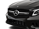 2019 Mercedes-Benz GLA-Class AMG GLA 45, close up of grill.